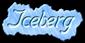 Font Boomerang Iceberg Logo Preview