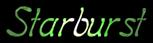 Font Boomerang Starburst Logo Preview