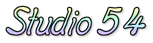 Font Boomerang Studio 54 Logo Preview