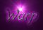 Font Boomerang Warp Logo Preview