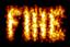 Fire Logo Style