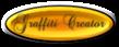 Font Brock Script Graffiti Creator Button Logo Preview