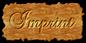 Font Brock Script Imprint Logo Preview