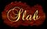 Font Brock Script Slab Logo Preview