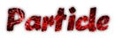Font Brush Stroke Particle Logo Preview
