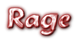 Font Brush Stroke Rage Logo Preview