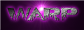 Font CHE LIVES! Warp Logo Preview