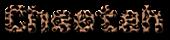 Font CPMono Cheetah Logo Preview