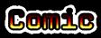 Font CPMono Comic Logo Preview