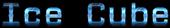 Ice Cube Logo Style