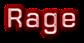 Font CPMono Rage Logo Preview