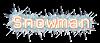 Font CPMono Snowman Logo Preview