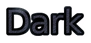 Font Cabin Dark Logo Preview