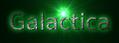 Font Cabin Galactica Logo Preview