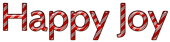 Font Cabin Happy Joy Logo Preview