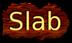 Font Cabin Slab Logo Preview