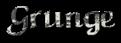 Font Caligula Grunge Logo Preview