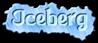 Font Caligula Iceberg Logo Preview