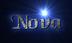 Font Caligula Nova Logo Preview