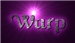Font Caligula Warp Logo Preview