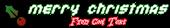 Font Candybar Christmas Symbol Logo Preview