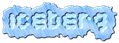 Font Candybar Iceberg Logo Preview
