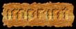 Font Candybar Imprint Logo Preview