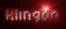 Font Candybar Klingon Logo Preview