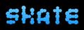 Font Candybar Skate Logo Preview