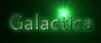 Font Cantarell Galactica Logo Preview