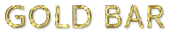 Font Cantarell Gold Bar Logo Preview