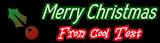 Font Capsuula Christmas Symbol Logo Preview