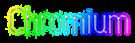 Font Capsuula Chromium Logo Preview