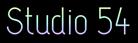 Font Capsuula Studio 54 Logo Preview