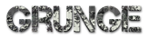 Font Capture It Grunge Logo Preview
