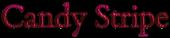 Font Cardo Candy Stripe Logo Preview