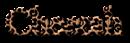 Font Cardo Cheetah Logo Preview