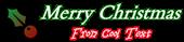 Font Cardo Christmas Symbol Logo Preview