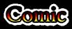 Font Cardo Comic Logo Preview