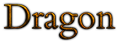 Font Cardo Dragon Logo Preview