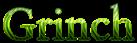 Font Cardo Grinch Logo Preview
