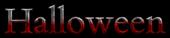Font Cardo Halloween Logo Preview