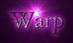 Font Cardo Warp Logo Preview