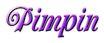Font Carrington Pimpin Logo Preview