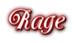 Font Carrington Rage Logo Preview