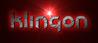 Font Catharsis Cargo Klingon Logo Preview