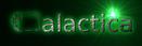 Font CattArt Galactica Logo Preview