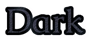 Font Caudex Dark Logo Preview