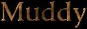 Font Caudex Muddy Logo Preview