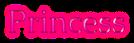 Font Caudex Princess Logo Preview